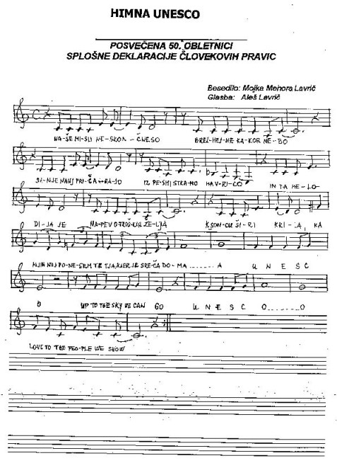 Himna-Unesco