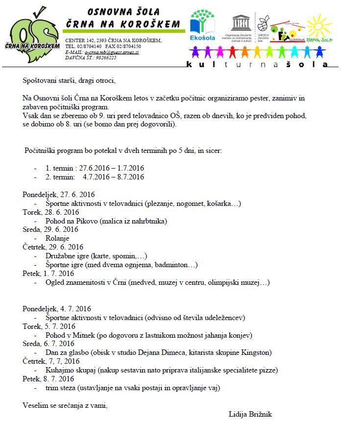 Počitniški_program